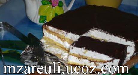 Торт панчо пошагово