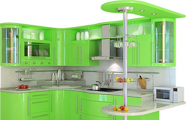 Кухни красноярск фото цены